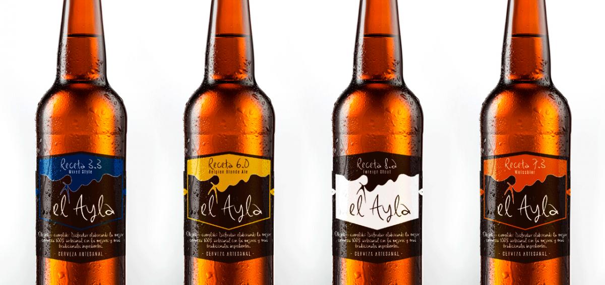 cervezas el ayla modelos